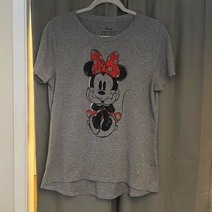 Disney Kids Minnie Mouse T-Shirt